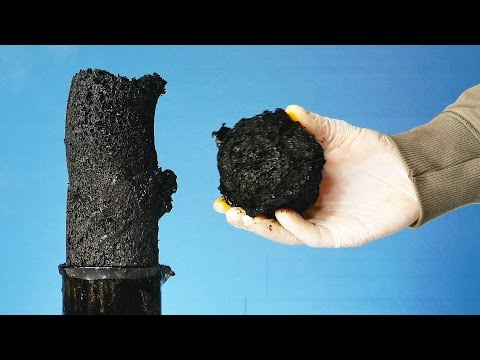 Sugar and Sulfuric Acid - Cool Science Experiment