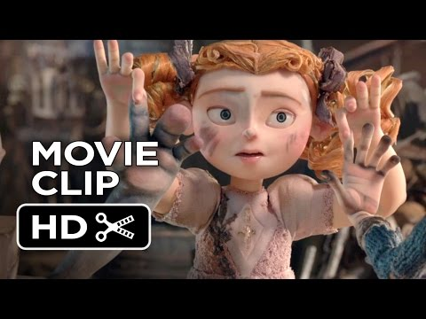 Clip - Subscribe to TRAILERS: http://bit.ly/sxaw6h Subscribe to COMING SOON: http://bit.ly/H2vZUn Like us on FACEBOOK: http://goo.gl/dHs73 Follow us on TWITTER: http://bit.ly/1ghOWmt The Boxtrolls...