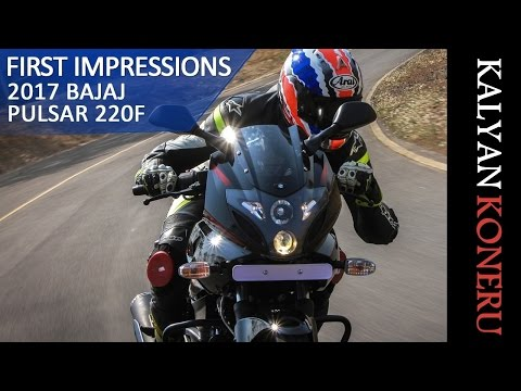 Video 2017 Pulsar 220F - First Ride Impressions    Walkaround (Cinematic)    Exhaust Note download in MP3, 3GP, MP4, WEBM, AVI, FLV January 2017