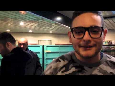 Rocco Hunt a Varese con il nuovo disco