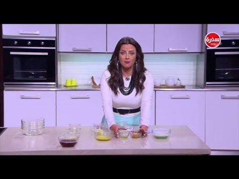 العرب اليوم - طريقة عمل واقي الشمس في البيت من رضوى الشربيني
