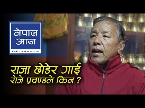 ('राष्ट्रिय जनावर हुँदैमा मासु खान नहुने भन्ने के छ !' | Aangkaji... 12 minutes.)