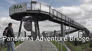 Winterberg Germany  city images : GERMANY: Panorama Adventure Bridge, Winterberg (Sauerland) [HD]