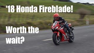 6. 2018 Honda CBR1000RR Fireblade | Review