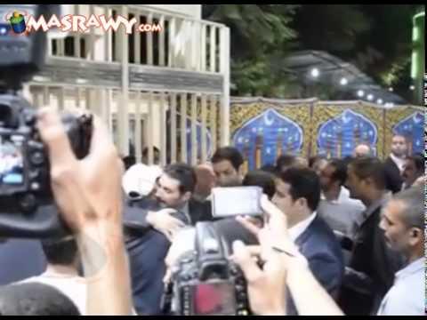 """""""جاردات"""" رامز جلال ينقذون محمد رمضان من جمهوره"""