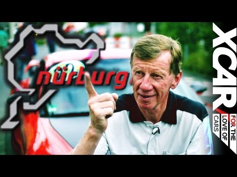 Nürburgring - Subscribe to XCAR: http://bit.ly/U9XDKc The Porsche 911 is a very capable car. The Nürburgring is a very scary track. Alex Goy is not a very capable track dr...