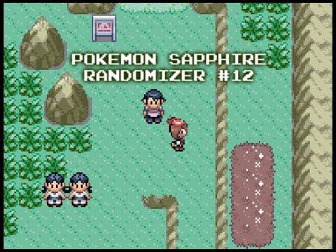 Pokemon Sapphire Randomizer #12 | VANISHING BERRIES