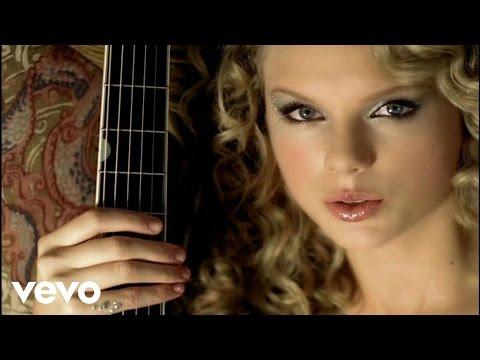 Taylor Swift Teardrops On My Guitar