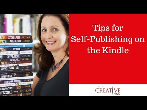 Tips For Publishing On The Kindle