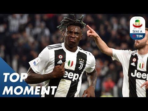 Kean can not stop scoring!  | Juventus 2-1 Milan | Top Moment | Serie A - Thời lượng: 90 giây.