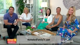 Culinary and Adventure Travel Tips on Hallmark Home & Family with Carolyn Scott-Hamilton