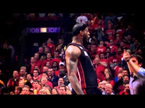 NBA Playoffs 2013 Round 2 Highlights