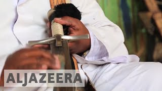 Centuries old trade of sword making under threat in Sudan Swords are part of the culture in eastern Sudan and the artifacts are so...