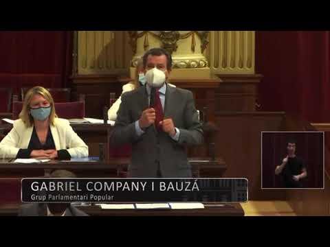 """Company: """"L`única realitat és que Balears és la comunitat amb menys població immunitzada"""""""