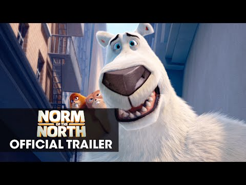 "Norm Of The North (2016) ""XL Adventure"""