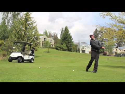 Millbrook Resort: Golf Lesson – Shoulders alignment is the key