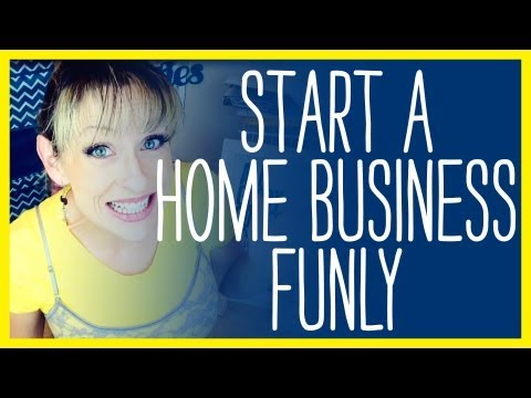 Start a Home Business With Some Fun
