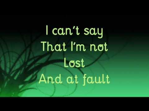 Nelly Furtado - Say It Right [Lyrics]