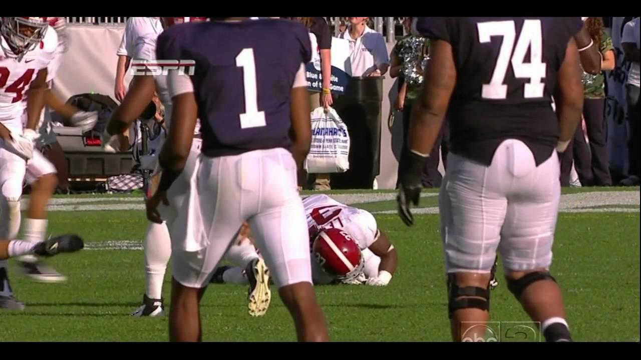 Robert Lester vs Penn State (2011)