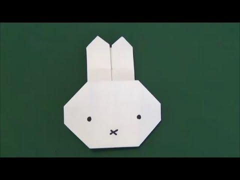 Easy Tutorial - 035 -- Rabbit Face