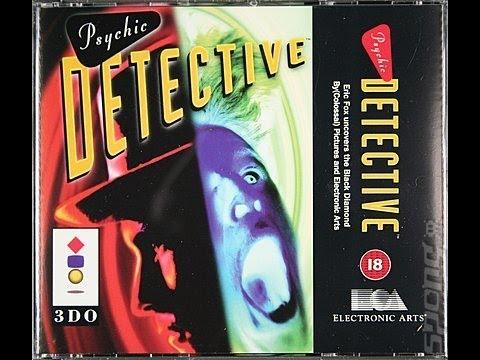 psychic detective 3do walkthrough