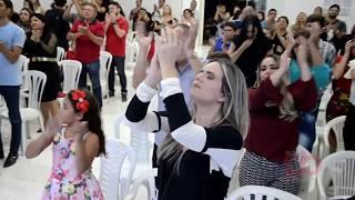 Pastora Mikaella fala da revelação de Deus para o Ministério Batista da Restauraçao
