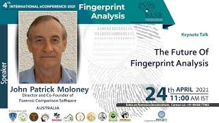 The Future of Fingerprint Analysis