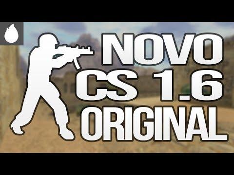 NOVO CS 1.6 Original 2018 (Clássico 4.2) - Como Baixar e Instalar