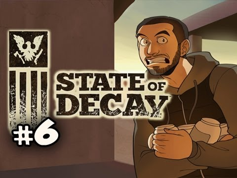 HUNT THE FERAL ONE - State of Decay w/ Nova Ep.6 Video
