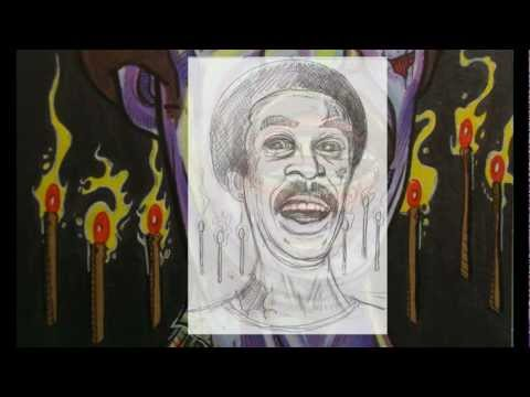 Zombie Walk of Fame | Richard Pryor on Fire!