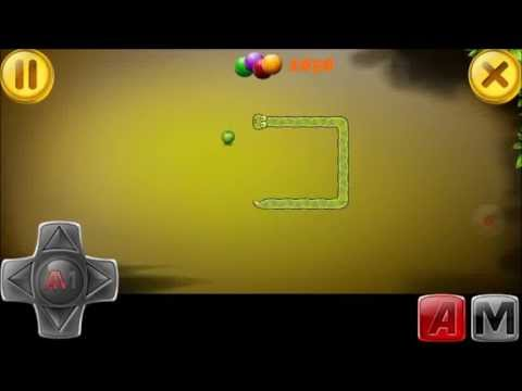 Video of Snake Game