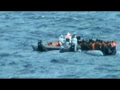 Akdeniz kaçak göçmenlere yine mezar oldu