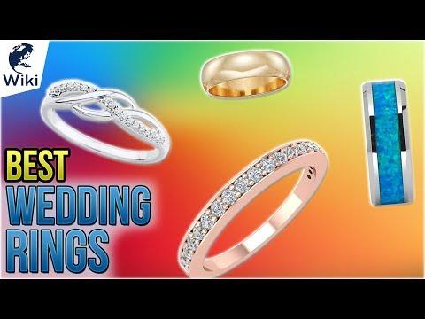 10 Best Wedding Rings 2018