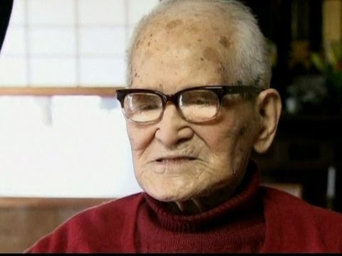 Japan's Jiroemon Kimura Is Awarded the Title of World's Oldest Man Ever