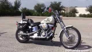 9. Used 1996 Harley Davidson FXST Softail Standard Motorcycles for sale