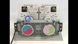 AC Tork Motoru Ürün Çalışması Gösterimi