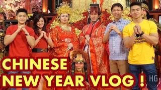 Video Chinese New Year ! (VLOG) MP3, 3GP, MP4, WEBM, AVI, FLV November 2017