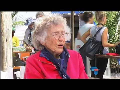 Ouma vreesloos op 100 jaar / Granny fearless at 100