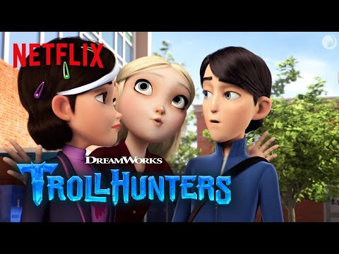 Trollhunters | Strangers in Arcadia | Netflix Futures