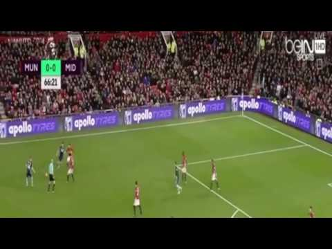 Manchester United Vs Bournemouth HD All Goals 2-1 EPL 2016/17