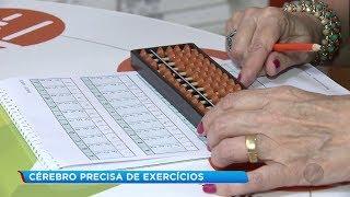 Ginástica cerebral pode contribuir com a melhora da qualidade de vida