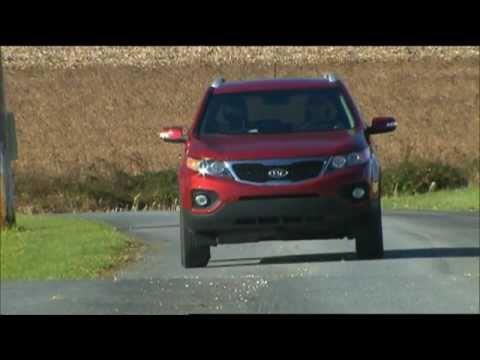 MotorWeek Road Test: Chevy Equinox Vs Kia Sorento