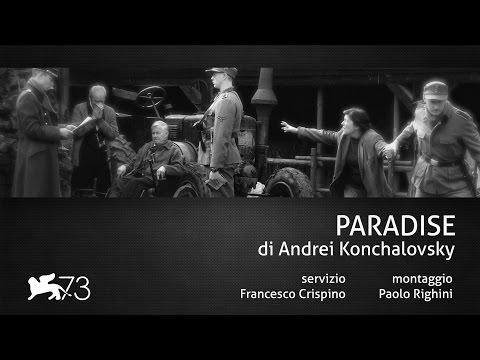 Preview Trailer Paradise, trailer italiano ufficiale