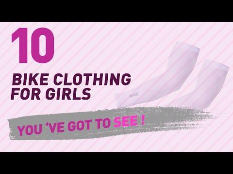 Top 10 Bike Clothing For Girls // New & Popular 2017