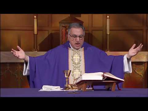 Daily TV Mass for Friday February 16 2018