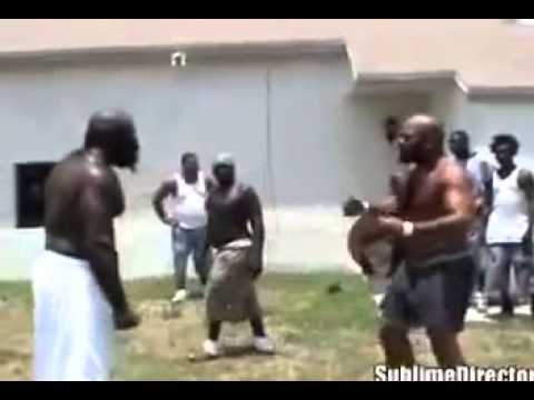 Street Fight in USA  heavyweight category