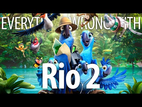 Everything Wrong With Rio 2 In 17 Minutes Or Less