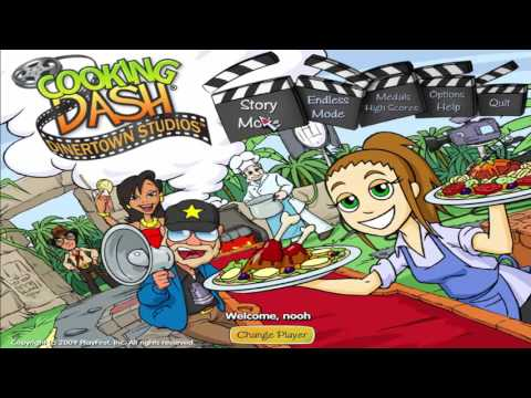 How To DOWNLOAD Cooking Dash DinerTown Studios Game Free PC Full Version