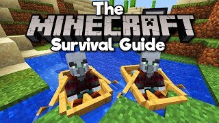 How To Make Friendly Pillagers! • The Minecraft Survival Guide (Tutorial Let's Play) [Part 237]