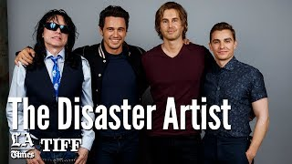 Video Tommy Wiseau On Why James Franco Was Perfect For 'The Disaster Artist' | Los Angeles Times MP3, 3GP, MP4, WEBM, AVI, FLV Maret 2019